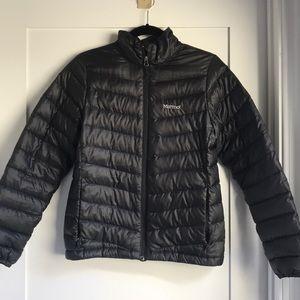 Marmot puffy jacket